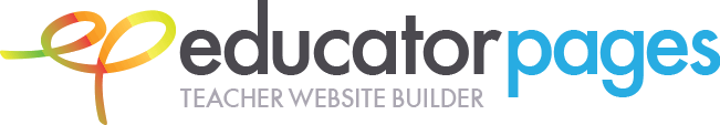 free website builder for teachers